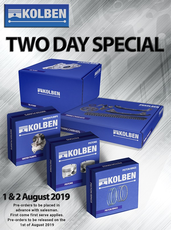 TWO DAY SPECIAL!!