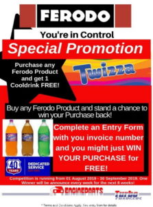 SPECIAL PROMOTION!!!